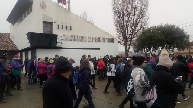 Camino de Cervantes 16-12-2018