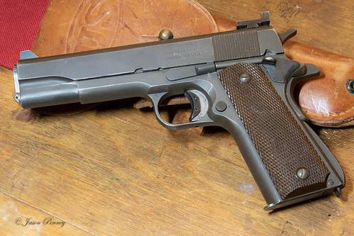 1945 Remington-Rand M 1911 A1 Army