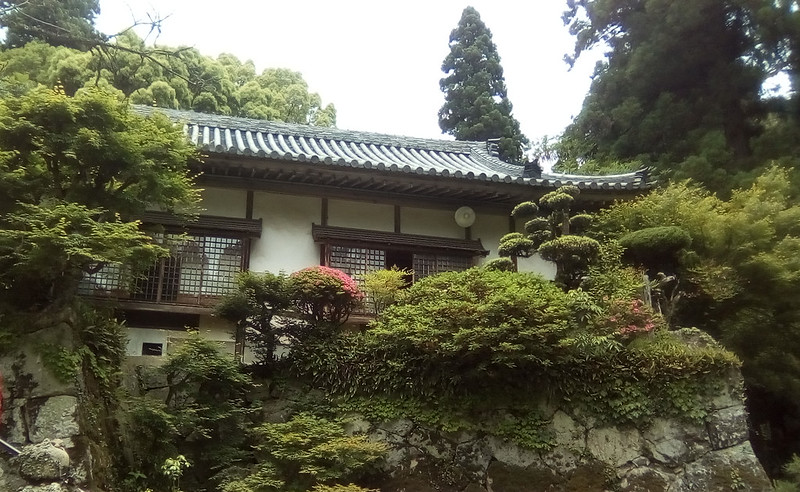 Engyoji-Mainden, Mount Shosha, Himeji, Japan