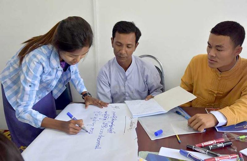 Political Leadership Training