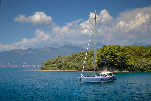 St. MARCO island, Montenegro