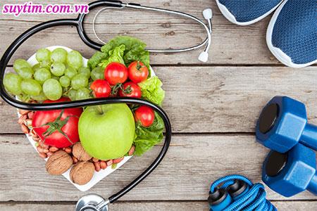 Chế độ ăn uống hợp lý rất quan trọng với người bệnh suy tim