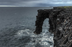 Hōlei Sea Arch Hawaii