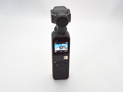 DJI OSMO Pocket - LCD