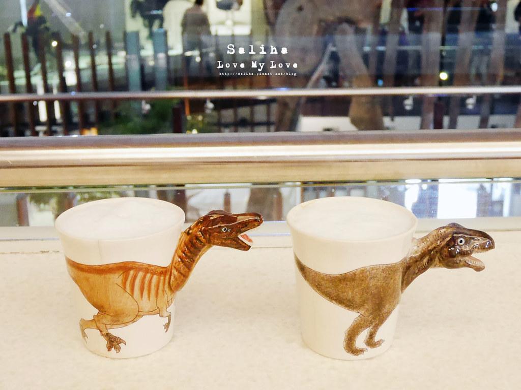 台北恐龍博物館台北車站台大醫院站負進親子餐廳咖啡廳下午茶雨天景點 (6)