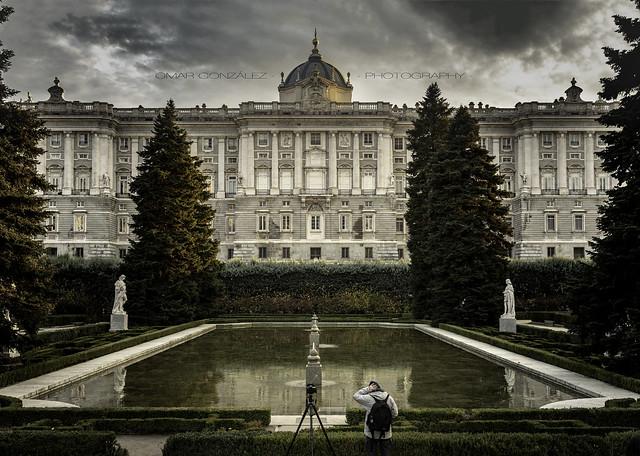 Real Palace-Madrid, Nikon D850, Sigma 150-500mm F5-6.3 DG OS APO HSM