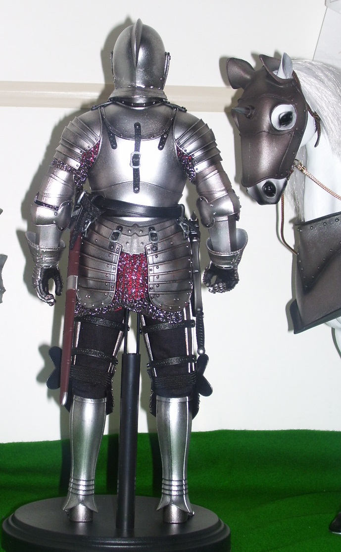 COOMODEL 1/6 Empire Series - (New Lightweight Metal) Milanese Knight 46284386874_0bb7cce872_o