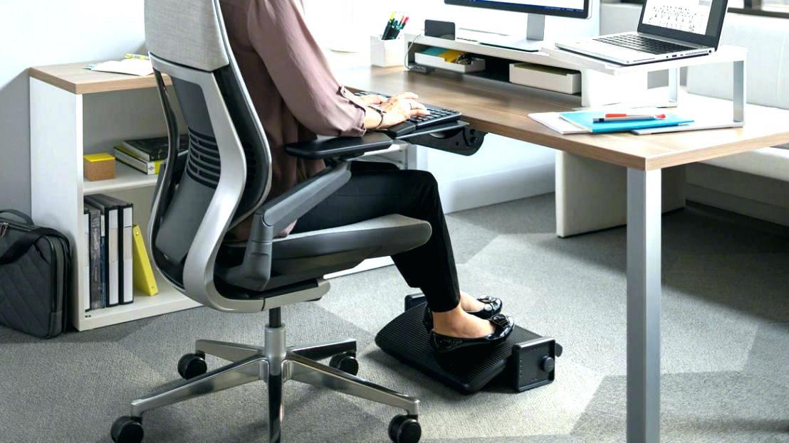 Ergonomic Footrests