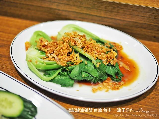 海記醬油雞飯 台灣 台中 12