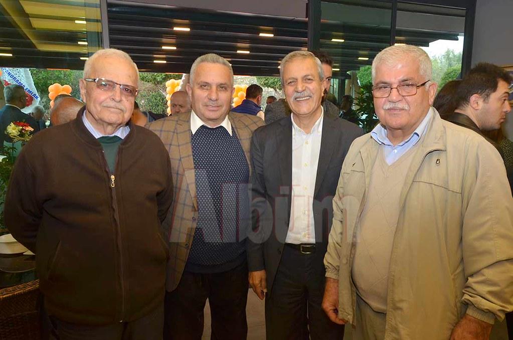 Haşim Yetkin, İbrahim Işık, Abdullah Karaoğlu, Fahri Yiğit