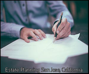 Estate planning San Jose