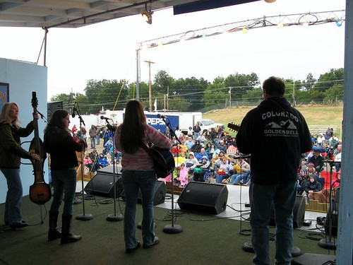 2011 Walnut Valley Fest Acoustic Kids Showcases