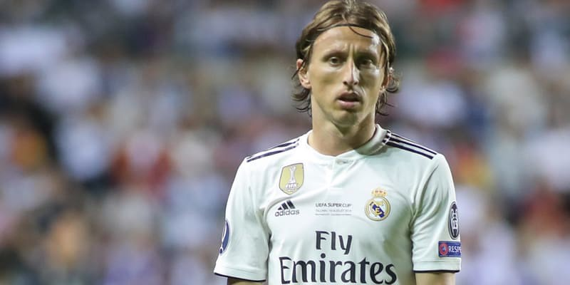 Modric harus menjadi satu-satunya kandidat Ballon d'Or