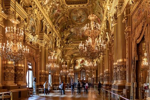 Opera de Paris, France