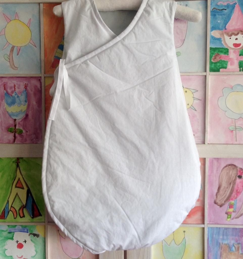 interior saco de dormir para bebés