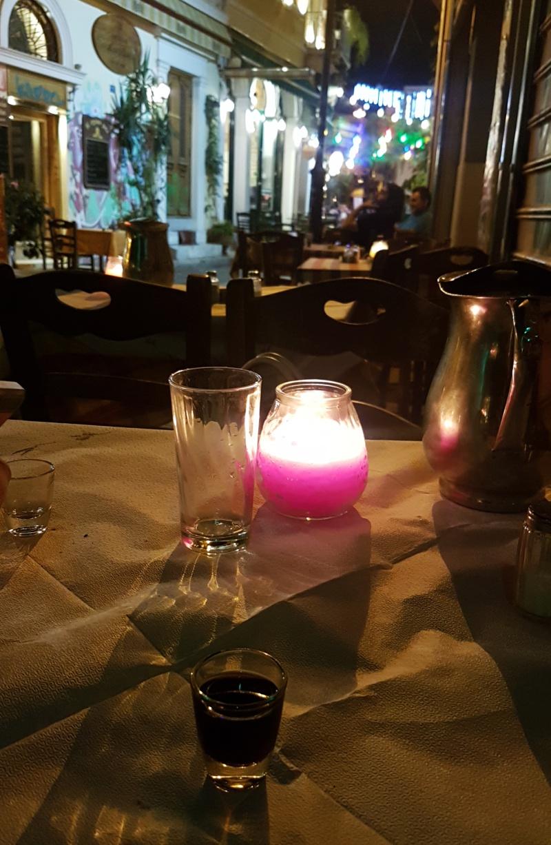 Athens dinner