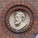Portrait bust of Michelangelo - Former Moseley & Balsall Heath Institute - Moseley Road, Balsall Heath