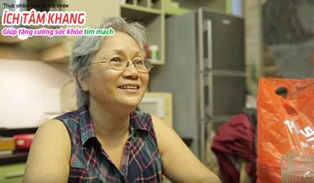 May mắn đã mỉm cười với cô Loan, đưa cô trở lại là một người hoạt bát, năng động