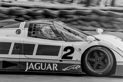 Jaguar XJR-9 at Druids