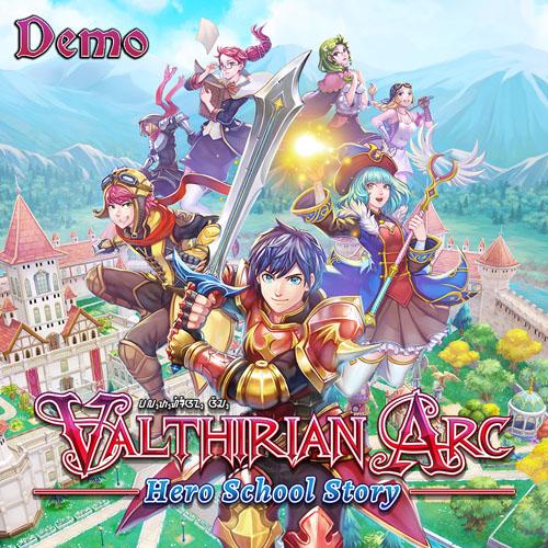 Valthirian Arc: Hero School Story Demo