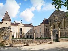 France, Abbaye de Flaran & Condom