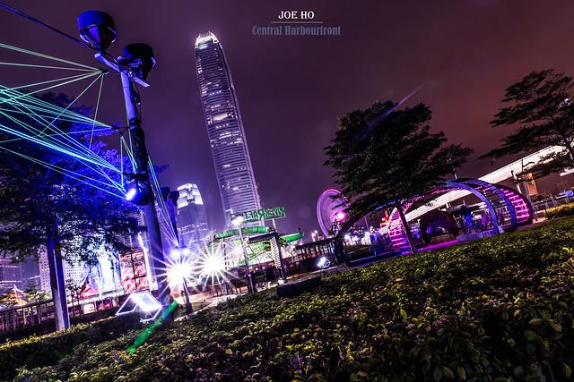 2018年12月30日 - 中環海濱 ( Central Harbourfront )