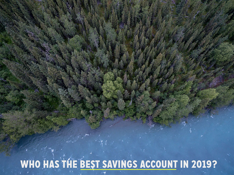 Who has the best savings account in 2019?