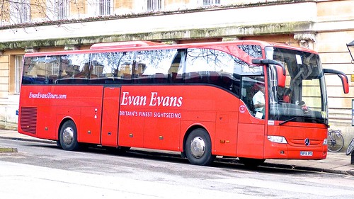 BF15 XPB 'Evan Evans' Mercedes-Benz Tourismo on Dennis Basford's railsroadsrunways.blogspot.co.uk'