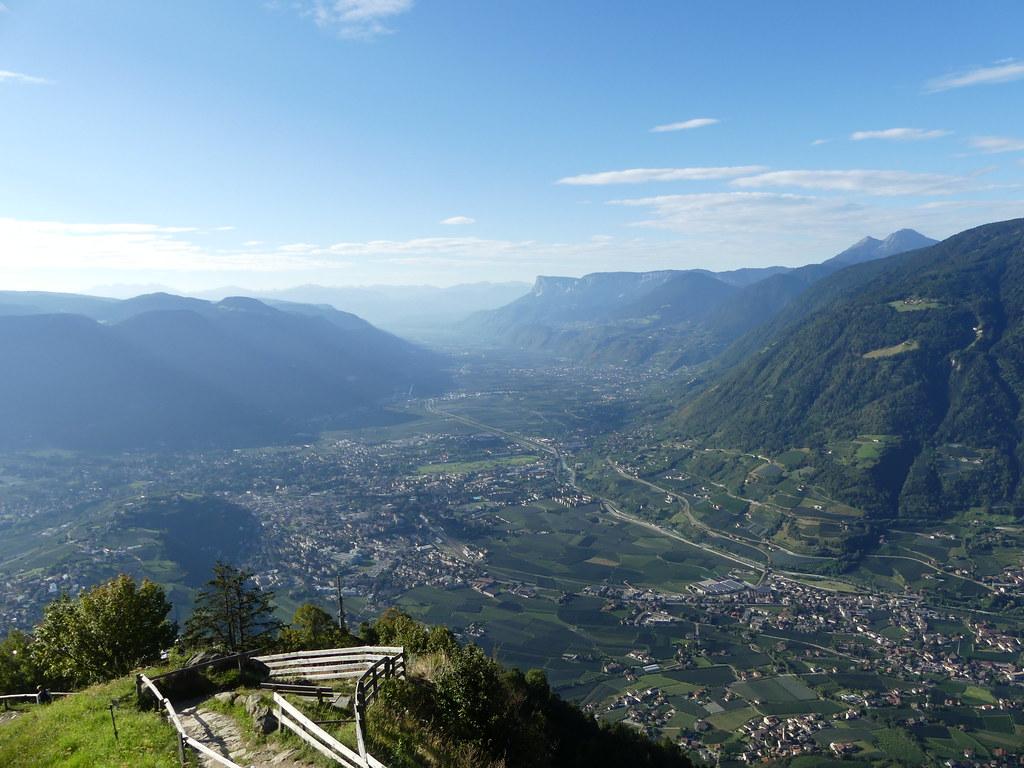 2018 Südtirol - Wanderung Hochgangscharte