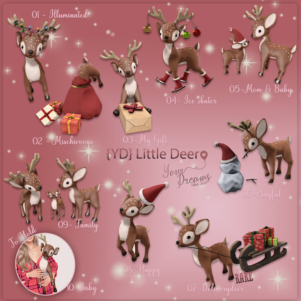 {YD} Little Deer