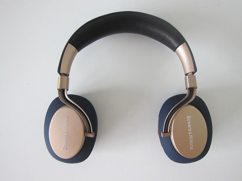 Bowers & Wilkins PX Headphones - Front