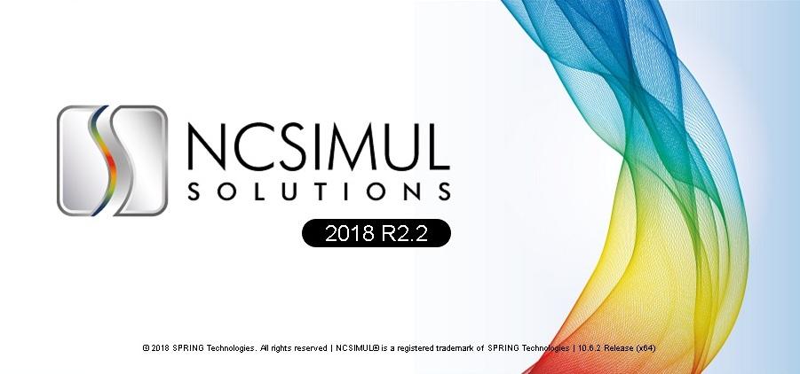 NCSIMUL Solutions 2018 R2.2 Win64 full