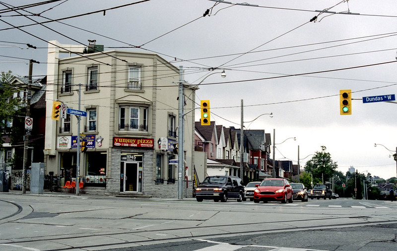 Landsdowne and Dundas