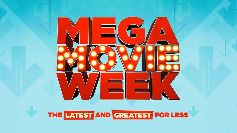 PlayStation Store's Mega Movie Week
