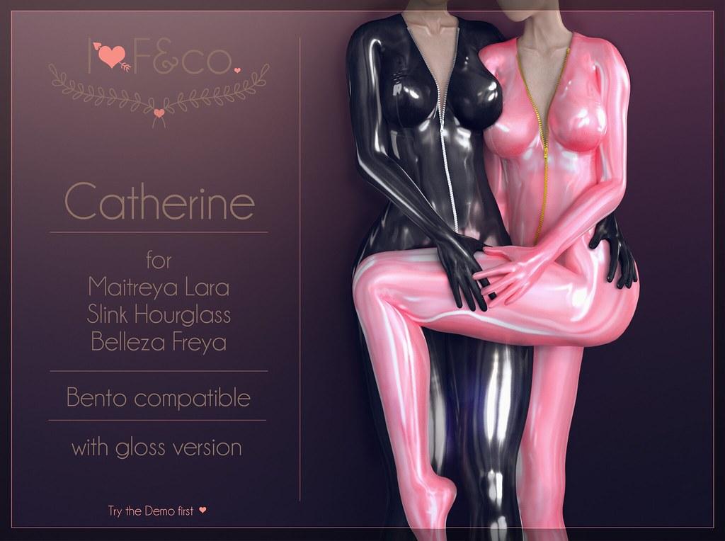 Catherine - TeleportHub.com Live!