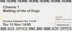 MAF2018 Making of Isle of Dogs