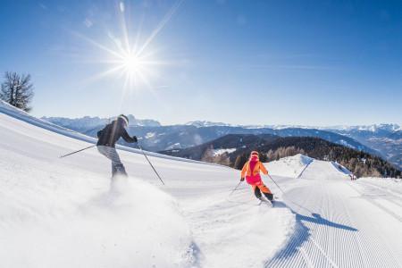Jihotyrolský Kronplatz - Skvělé lyžování, slunce, jídlo a víno
