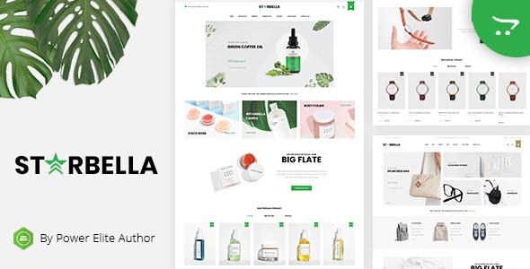 StarBella – Multipurpose OpenCart 3 Theme
