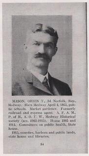 Orion Thomas Mason