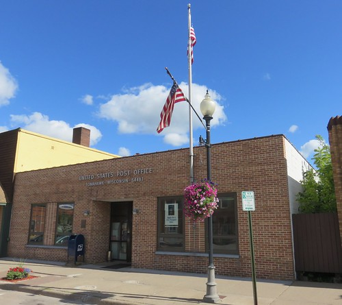 Post Office 54487 (Tomahawk, Wisconsin)
