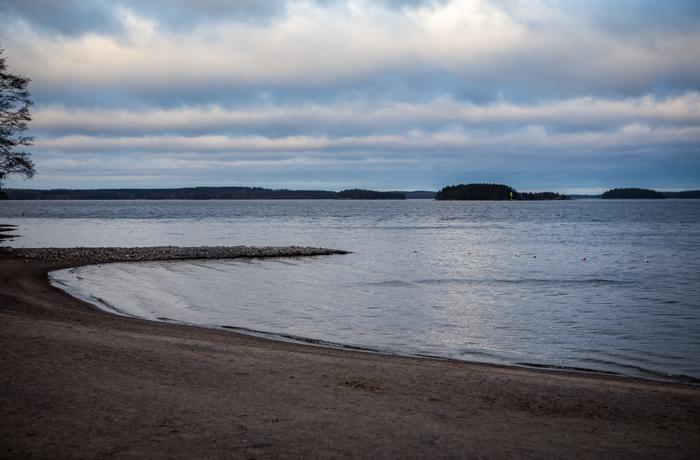 Saimaan Kylpylä Imatra uimaranta