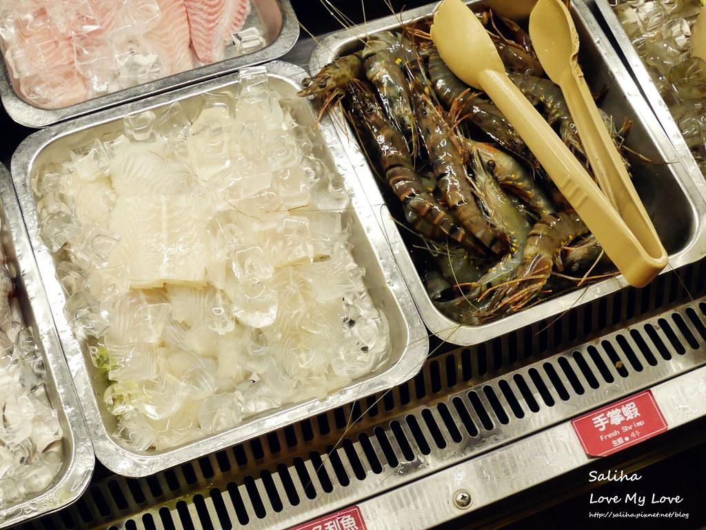 台北公館好吃麻辣鍋吃到飽推薦馬辣食材種類 (11)