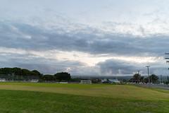 Hilo soccer field Big island Hawaii Park