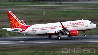 Air India A320-251N msn 8682