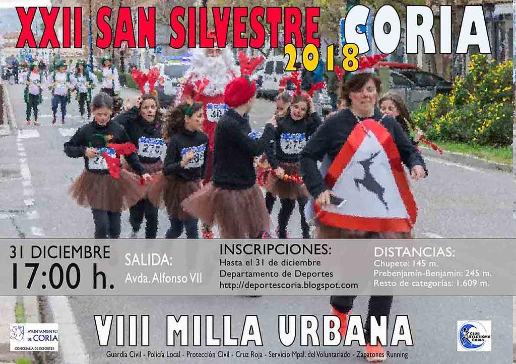 XXII San Silvestre Navidad 2018