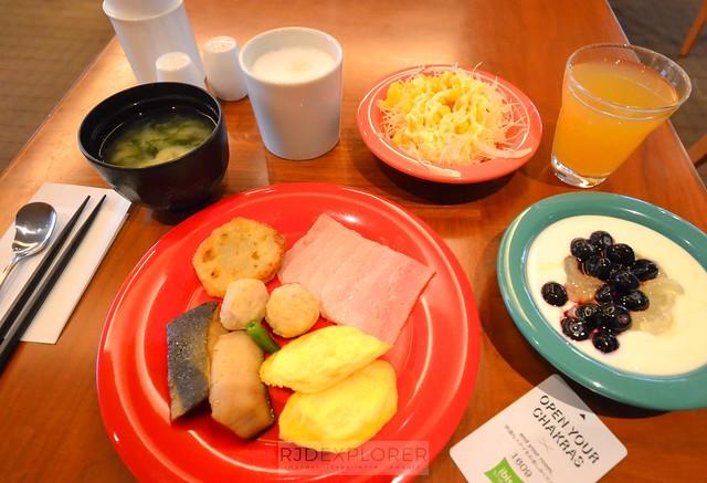 ibis styles sapporo breakfast buffet