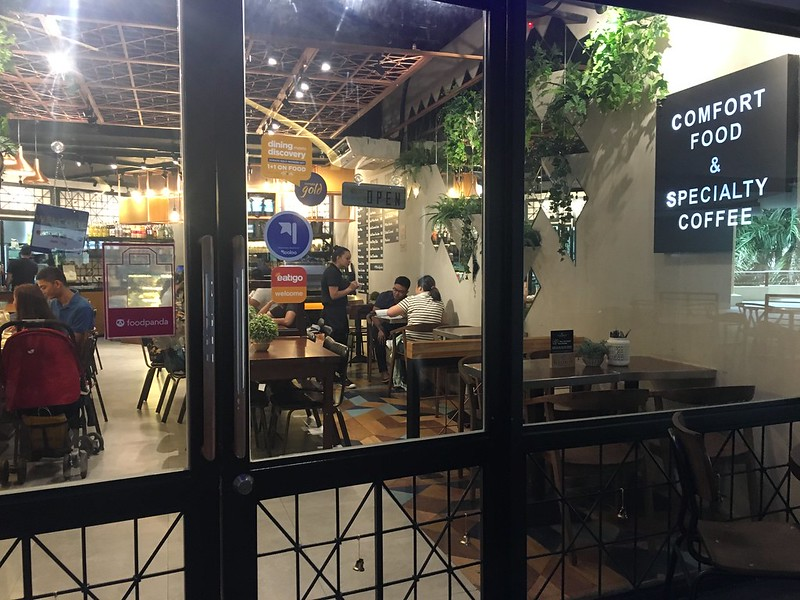 Bluesmith Coffee & Kitchen, Greenbelt