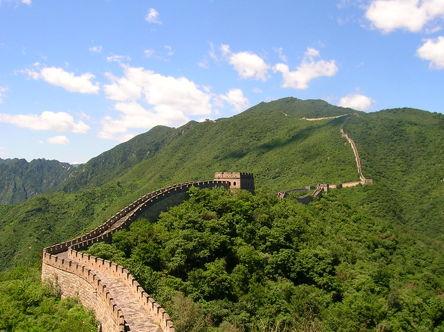 Great Wall of China, Nikon E4600