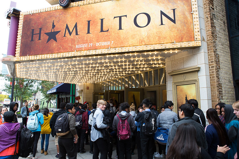 'Hamilton' and Project SUCCESS
