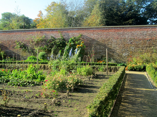 Abbotsford Walled Garden,Sir Walter Scott 6